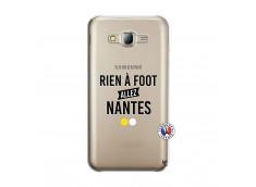 Coque Samsung Galaxy J5 2015 Rien A Foot Allez Nantes