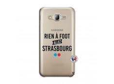 Coque Samsung Galaxy J5 2015 Rien A Foot Allez Strasbourg