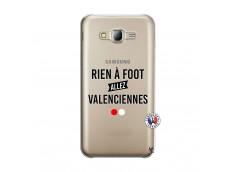 Coque Samsung Galaxy J5 2015 Rien A Foot Allez Valenciennes