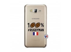 Coque Samsung Galaxy J5 2015 100% Rugbyman