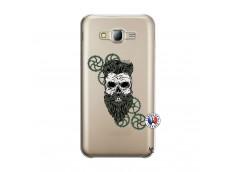 Coque Samsung Galaxy J5 2015 Skull Hipster