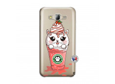 Coque Samsung Galaxy J5 2015 Catpucino Ice Cream