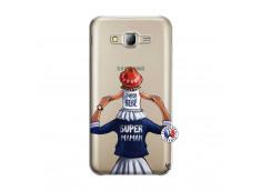 Coque Samsung Galaxy J5 2015 Super Maman Et Super Bébé