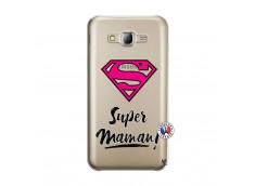 Coque Samsung Galaxy J5 2015 Super Maman