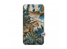 Coque Samsung Galaxy J5 2015 Leopard Jungle