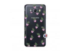 Coque Samsung Galaxy J5 2016 Cactus Pattern