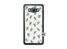 Coque Samsung Galaxy J5 2016 Le Monde Entier est un Cactus Translu