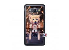 Coque Samsung Galaxy J5 2016 Cat Nasa Translu