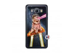 Coque Samsung Galaxy J5 2016 Cat Pizza Translu