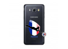 Coque Samsung Galaxy J5 2016 Coupe du Monde de Rugby-France