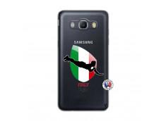 Coque Samsung Galaxy J5 2016 Coupe du Monde Rugby-Italy