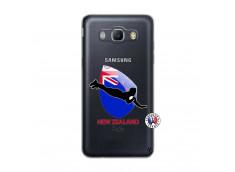 Coque Samsung Galaxy J5 2016 Coupe du Monde Rugby- Nouvelle Zélande