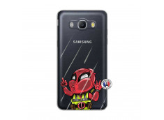 Coque Samsung Galaxy J5 2016 Dead Gilet Jaune Impact