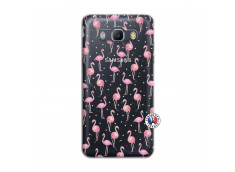 Coque Samsung Galaxy J5 2016 Flamingo