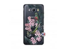 Coque Samsung Galaxy J5 2016 Flower Birds