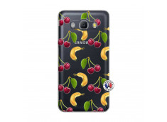 Coque Samsung Galaxy J5 2016 Hey Cherry, j'ai la Banane