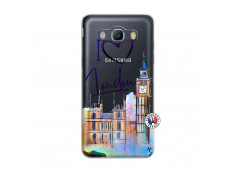 Coque Samsung Galaxy J5 2016 I Love London