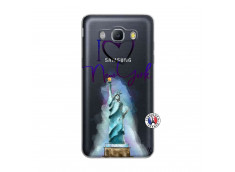 Coque Samsung Galaxy J5 2016 I Love New York