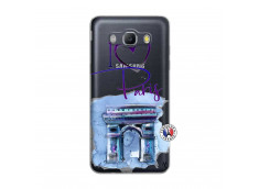 Coque Samsung Galaxy J5 2016 I Love Paris Arc Triomphe
