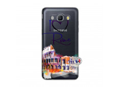Coque Samsung Galaxy J5 2016 I Love Rome