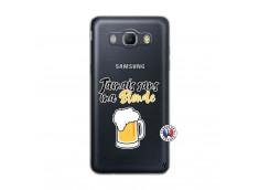 Coque Samsung Galaxy J5 2016 Jamais Sans Ma Blonde