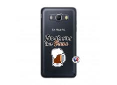 Coque Samsung Galaxy J5 2016 Jamais Sans Ma Brune