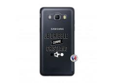 Coque Samsung Galaxy J5 2016 Je Dribble Comme Cristiano