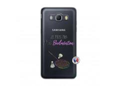 Coque Samsung Galaxy J5 2016 Je Peux Pas J Ai Badminton
