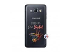 Coque Samsung Galaxy J5 2016 Je Peux Pas J Ai Basket