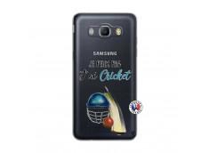 Coque Samsung Galaxy J5 2016 Je peux pas j'ai cricket