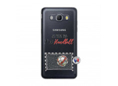 Coque Samsung Galaxy J5 2016 Je peux pas j'ai Handball