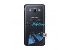 Coque Samsung Galaxy J5 2016 Je Peux Pas J Ai Natation