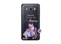 Coque Samsung Galaxy J5 2016 Je Peux Pas J Ai Shopping
