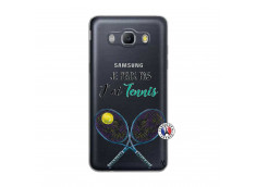 Coque Samsung Galaxy J5 2016 Je Peux Pas J Ai Tennis