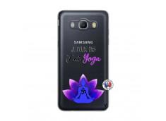 Coque Samsung Galaxy J5 2016 Je Peux Pas J Ai Yoga