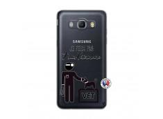 Coque Samsung Galaxy J5 2016 Je Peux Pas Je Suis Veterinaire
