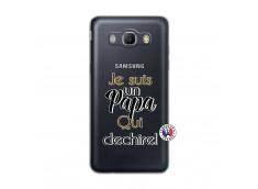 Coque Samsung Galaxy J5 2016 Je Suis Un Papa Qui Dechire