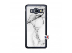 Coque Samsung Galaxy J5 2016 White Marble Translu