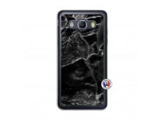Coque Samsung Galaxy J5 2016 Black Marble Translu