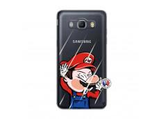 Coque Samsung Galaxy J5 2016 Mario Impact