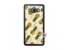 Coque Samsung Galaxy J5 2016 Sorbet Ananas Translu