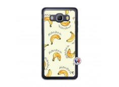 Coque Samsung Galaxy J5 2016 Sorbet Banana Split Translu