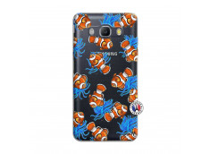 Coque Samsung Galaxy J5 2016 Poisson Clown