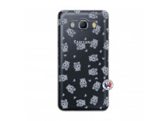 Coque Samsung Galaxy J5 2016 Petits Hippos