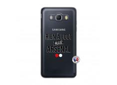 Coque Samsung Galaxy J5 2016 Rien A Foot Allez Arsenal