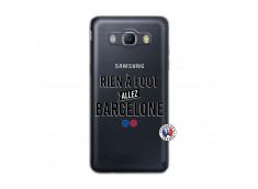 Coque Samsung Galaxy J5 2016 Rien A Foot Allez Barcelone