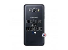 Coque Samsung Galaxy J5 2016 Rien A Foot Allez Bordeaux