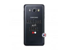 Coque Samsung Galaxy J5 2016 Rien A Foot Allez Brest