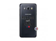 Coque Samsung Galaxy J5 2016 Rien A Foot Allez Caen