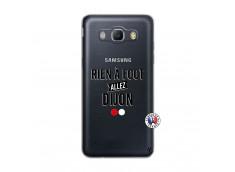 Coque Samsung Galaxy J5 2016 Rien A Foot Allez Dijon